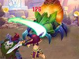 Juggernaut Champions: Attacking Monsters