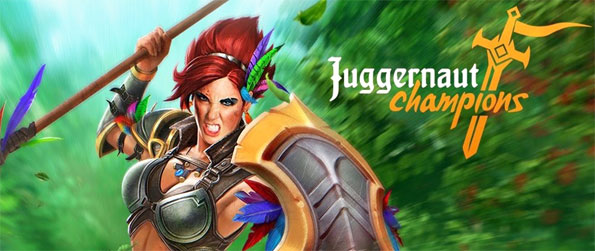 Juggernaut Champions  - Defeat the evil monsters in this exciting RPG clicker Juggernaut Champions.