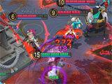 Onmyoji Arena chaotic fight