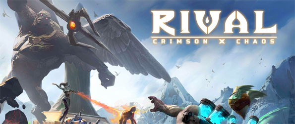 Rival: Crimson x Chaos - Participate in epic real time battles to and annihilate anyone who stands in your path.