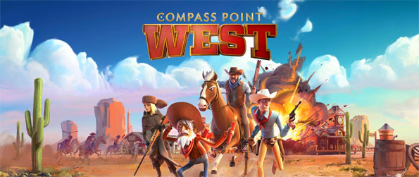 Compass Point: West - Enjoy this exhilarating strategy game that delivers a refreshing gameplay experience.