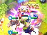Unleashing a powerful skill in Fantasy Tactics War R