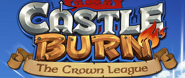 Castle Burn - The Crown League - Summon Vikings, archers and other magical creatures, create a formidable force and lead your Heroes to victory in Castle Burn!