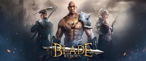Blade Reborn - Get hooked on this phenomenal mobile based MMORPG that raises the bar for future games to come.