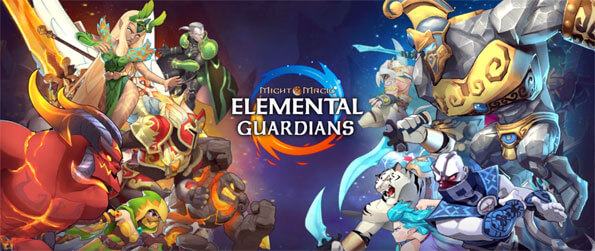 Might and Magic: Elemental Guardians - Enjoy this exceptional strategy RPG that you won't be able to get enough of no matter how much you play.