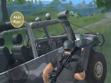 Hiding behind a vehicle in CrossFire Legends