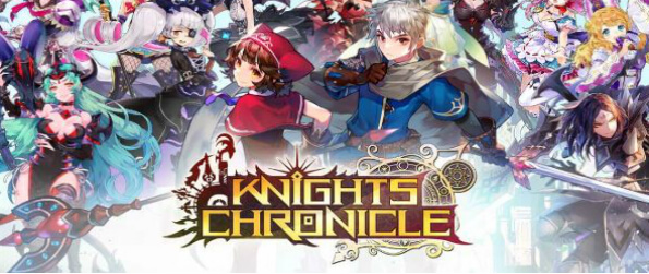 Knights Chronicle - Drop into the world of Knights Chronicle by Netmarble, and join a team of heroes to go on an adventure.