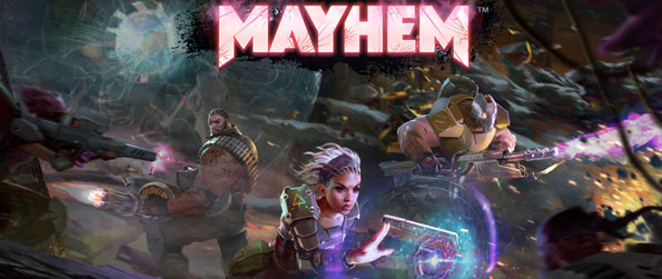 Mayhem - Enjoy some 2D real-time competitive PvP combat experience in Mayhem!