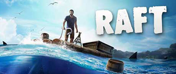RAFT: Original Survival Game - Gather food, water and crafting materials to try your best to survive on a raft!