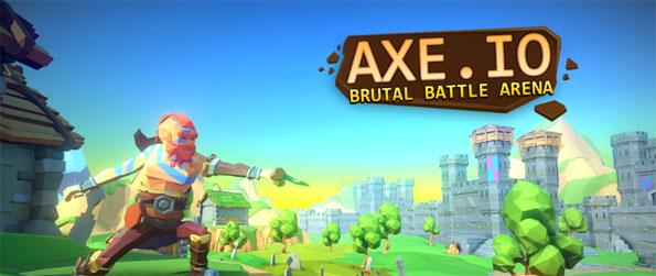 AXE.IO - Become the greatest hunter in AXE.IO.