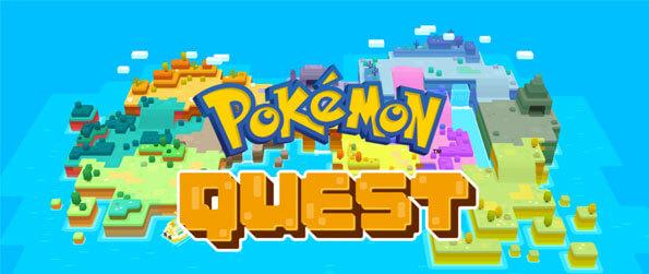 Pokemon Quest - Explore a fun island full of cube-shaped Pokémon and treasure in Pokemon Quest!