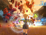Unleashing an ultimate attack in Star Ocean