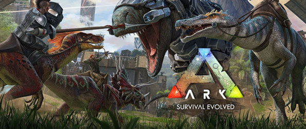 ARK Survival Evolved - Experience a massive open world survival game with dinosaurs in ARK Survival Evolved!