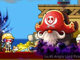 Boss fight in MapleStory M