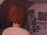 Chloe's room in Life is Strange
