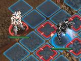 Short-range combat in Robot Tactics