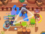 Cracking sa safe in Heist mode in Brawl Stars