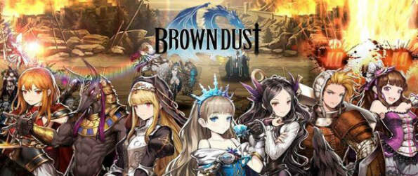 Brown Dust - Play Brown Dust and manage and lead your own mercenary army to battle!