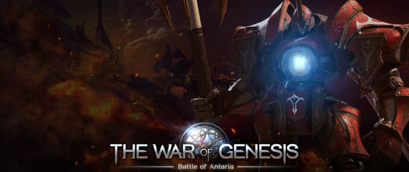 The War of Genesis: Battle of Antaria - The War of Genesis: Battle of Antaria is a turn-based RPG featuring various heroes with unique skills and abilities.