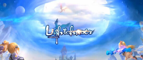 Light Chaser - Dive into the world of Light Chaser and work your way to become the hero that will vanquish the evil lord once and for all!