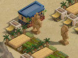 Ancient Alien: The Game: Collecting artifacts