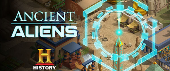 Ancient Aliens: The Game - Develop your Ancient Egyptian city and build a pyramid to appease your alien overlords in Ancient Aliens: The Game!