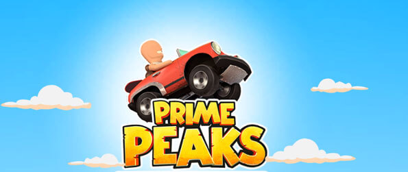 Prime Peaks - Drive your way up different courses across different terrains in arcade racing, Prime Peaks.
