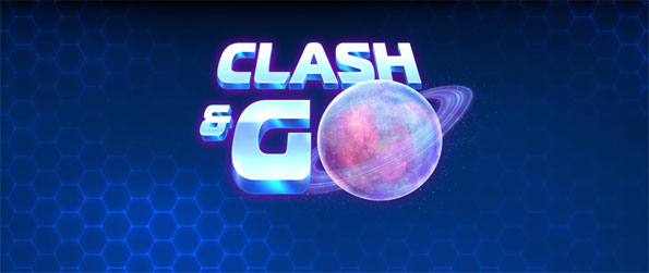 Clash & Go: AR Strategy - Get hooked on this innovative strategy game that's like no other.