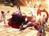 Co-op battle in Talion
