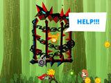 Rescue pets in Tap Titans 2