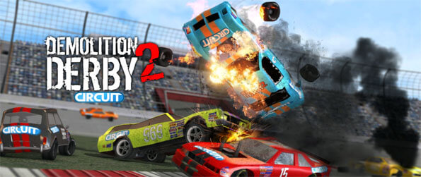Demolition Derby 2 - Annihilate all your opponents in this intense demolition game that doesn't cease to impress.