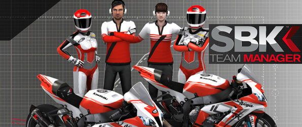 SBK Team Manager - Nurture your team and help them become the winning team at the renowned World Superbike Championship in SBK Team Manager!
