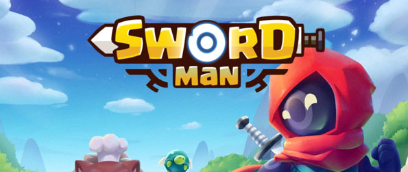 Sword Man - Monster Hunter - Enjoy an exciting 2D hack-and-slash scroller, using only your mobile device.