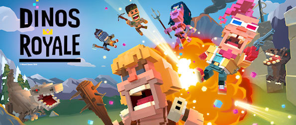 Dinos Royale - Enjoy this addicting battle royale game that offers a refreshing change of pace from what this genre usually has to offer.