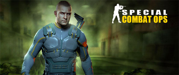 Special Combat Ops - Thwart the alien invasion in this phenomenal shooter game that you can enjoy in the comfort of your mobile device.