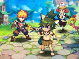 Assembling a party in GrandChase