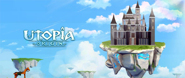 Utopia: Origin - Embark on a memorable and exciting adventure in this exciting mobile based that'll have you immersed from the minute you start playing.