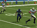 Madden NFL Overdrive Football: Passing the football