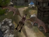 Riding a wyvern in RebirthM