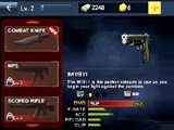 Zombie Hitman: Weapon Loadout