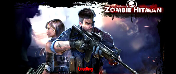 Zombie Hitman-Survive from the death plague - Zombie bashing and smashing never seems to get old these days!