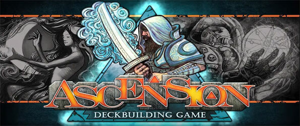 Ascension - Enjoy this strategic and highly engaging card game that doesn't cease to impress at all.