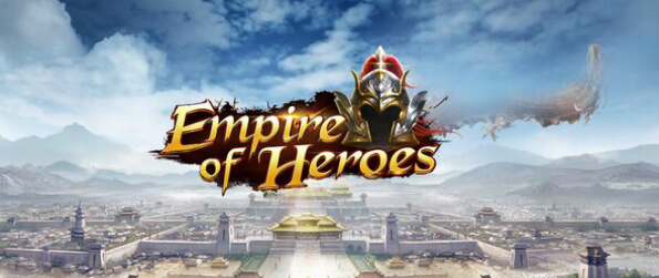 Empire of Heroes - Dive into the War of Three Kingdoms in Empire of Heroes and wage war against those who sow division in ancient China.
