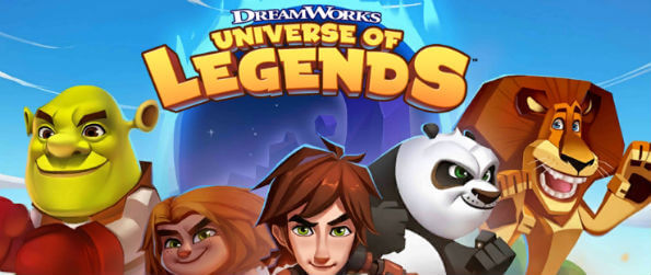 DreamWorks Universe of Legends - Assemble a team of your favorite heroes from various DreamWorks movies and go on exciting adventures in DreamWorks Universe of Legends!