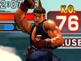Street Fighter IV Champion Edition: Playing as Ryu