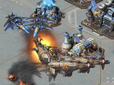 Combat in Glory of War - Mobile Rivals
