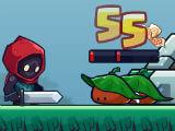 Swordman: Reforged: Fighting monsters