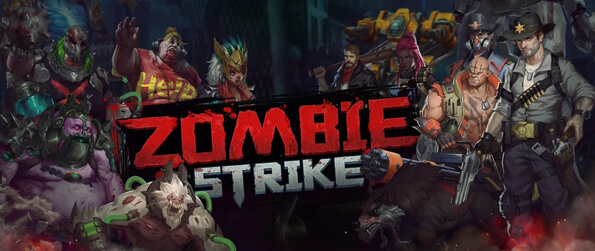 Zombie Strike: The Last War of Idle Battle - Scavenge whatever resources that are left and survive in a post-apocalyptic world!