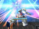 Using a sword in Gundam Battle Gunpla Warfare