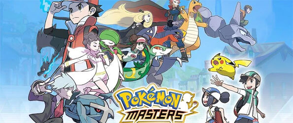 Pokémon Masters - Enjoy this phenomenal Pokémon game in which you'll get to journey through the breathtaking island of Pasio.